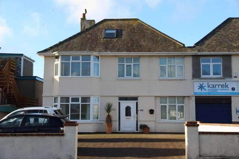 8 Bedrooms Semi Detached House for sale in Hilgrove Road, Newquay