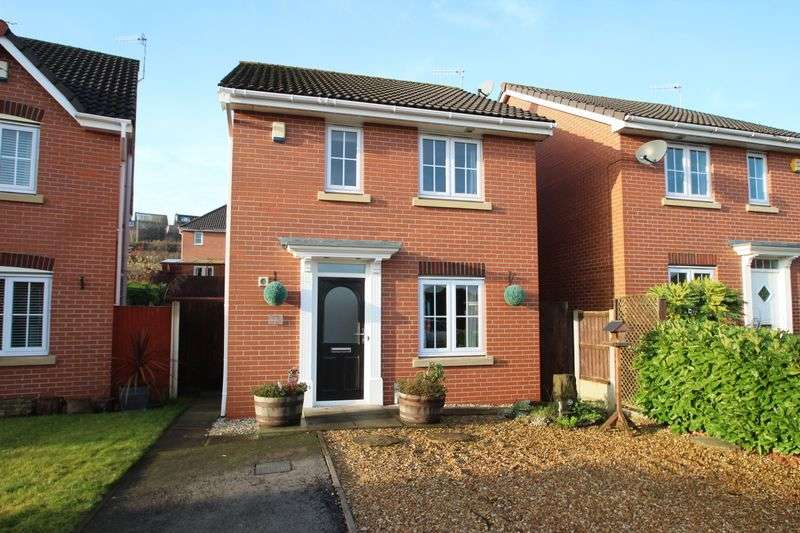 3 Bedrooms Detached House for sale in Sapphire Drive. Milton