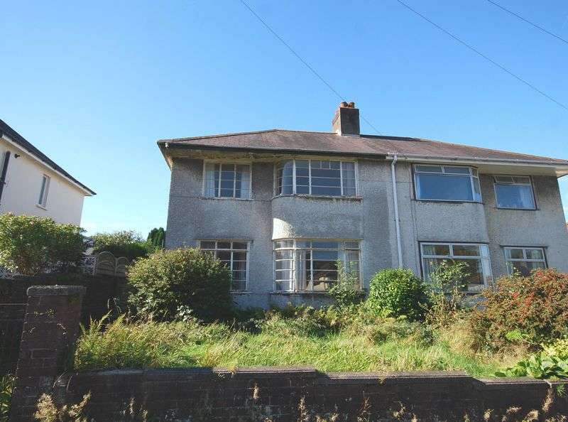 3 Bedrooms Semi Detached House for sale in 91 Cimla Crescent, Neath, SA11 3PF