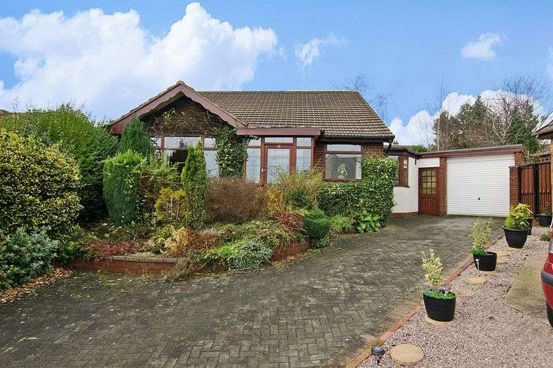 5 Bedrooms Detached Bungalow for sale in Ullswater Place, Cannock