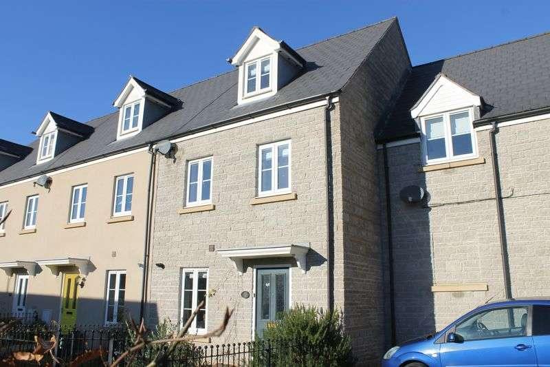3 Bedrooms Terraced House for sale in Kings Croft, Long Ashton
