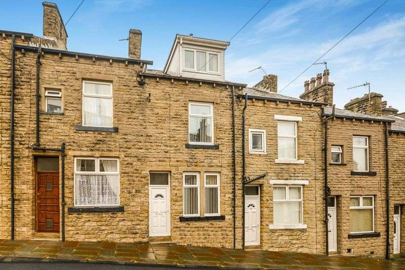 3 Bedrooms Terraced House for sale in Cartmel Road, BD21 2QT