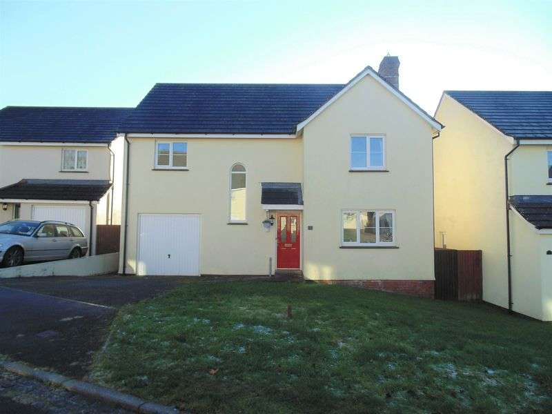 4 Bedrooms Detached House for sale in Halwill Junction, Beaworthy