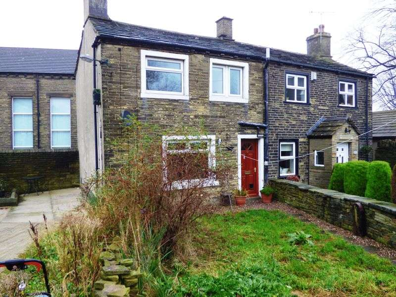 2 Bedrooms Semi Detached House for sale in New Road Square, Brighouse