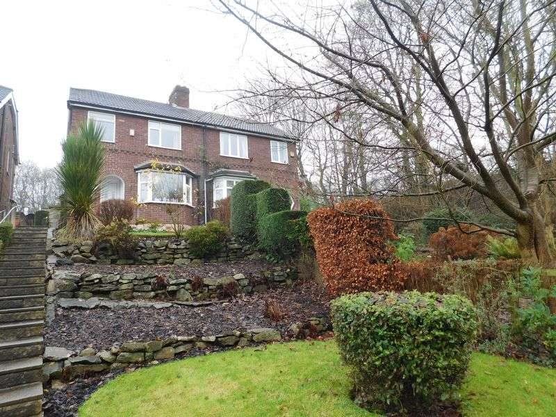 3 Bedrooms Semi Detached House for sale in Liverpool Road East, Stoke-On-Trent