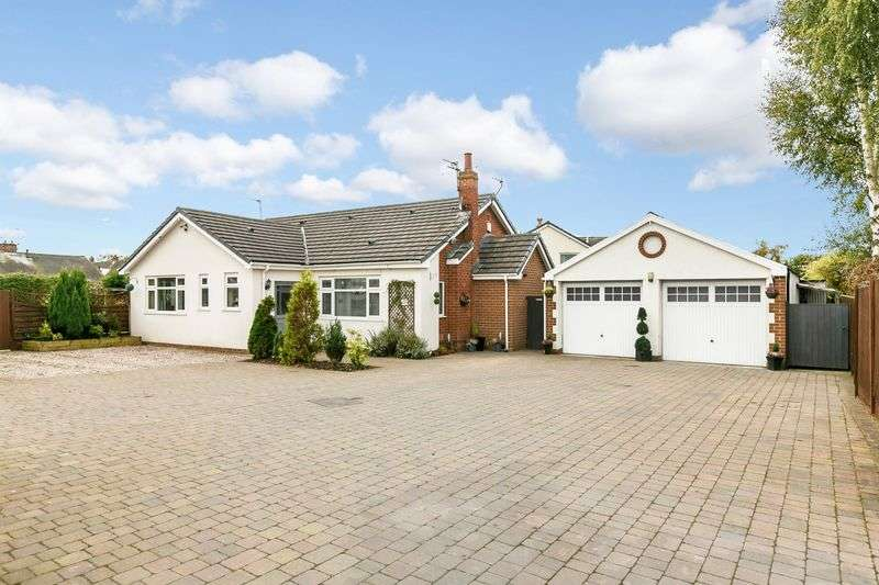 4 Bedrooms Detached Bungalow for sale in Avondale, Towngate, Eccleston, PR7 5QS
