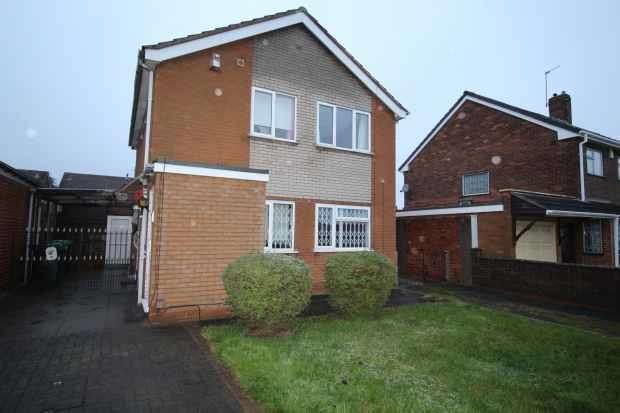 2 Bedrooms Apartment Flat for sale in Lea Avenue, Wednesbury, West Midlands, WS10 7NP