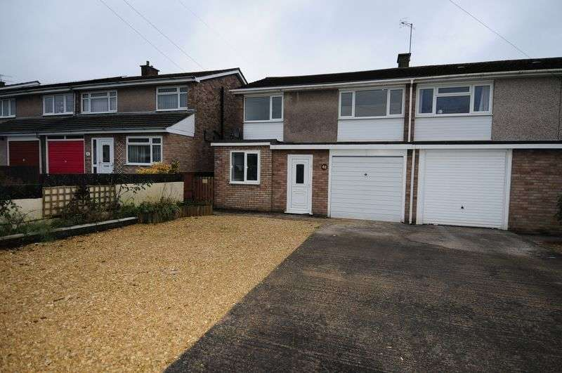3 Bedrooms Semi Detached House for sale in Longway Avenue, Whitchurch, Bristol, BS14 0DL
