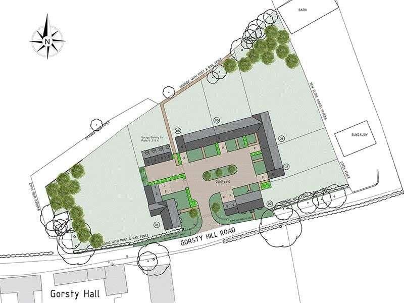 Land Commercial for sale in Gorsty Hill Development, Stoke on Trent