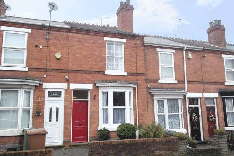 2 Bedrooms Terraced House for sale in Vincent Street, Walsall