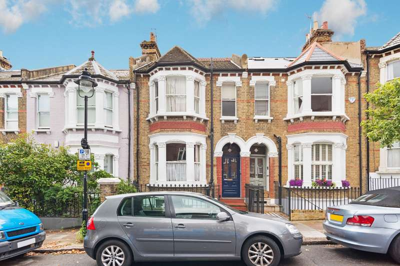 4 Bedrooms House for sale in Aldred Road, West Hampstead