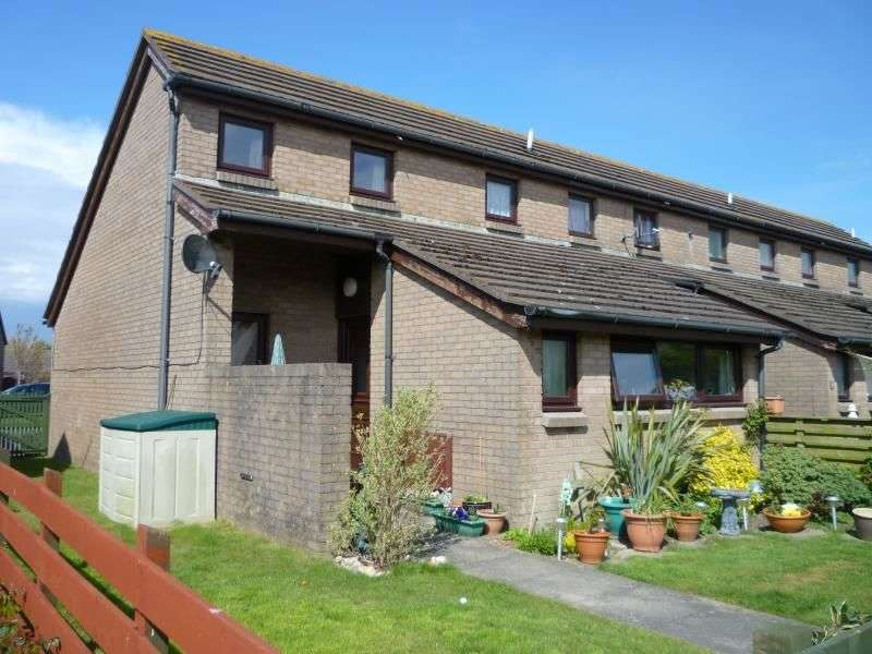 2 Bedrooms Semi Detached House for sale in Links Close, Silloth, Wigton, CA7