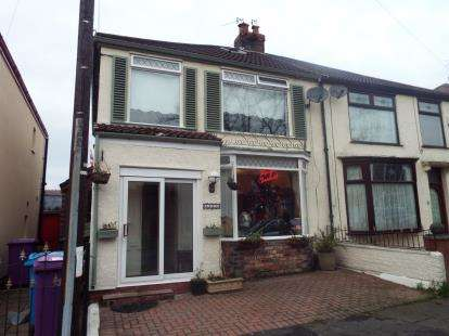 3 Bedrooms Semi Detached House for sale in Stratford Road, Liverpool, Merseyside, Uk, L19