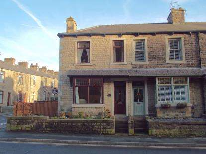 3 Bedrooms End Of Terrace House for sale in Burnley Road, Crawshawbooth, Rossendale, Lancashire, BB4