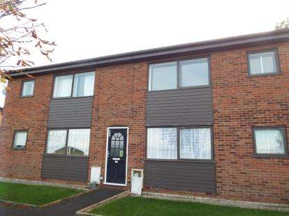 1 Bedroom Flat for sale in Hoghton Close, Lytham St. Annes, Lancashire, FY8