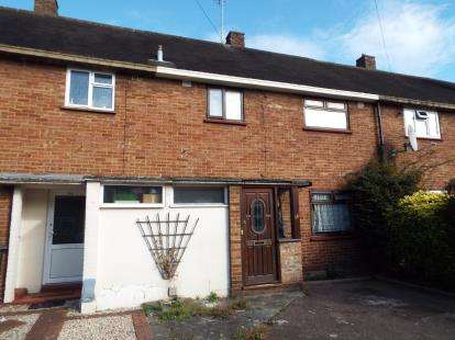2 Bedrooms Terraced House for sale in Whitefields Road, Cheshunt, Waltham Cross, Hertfordshire