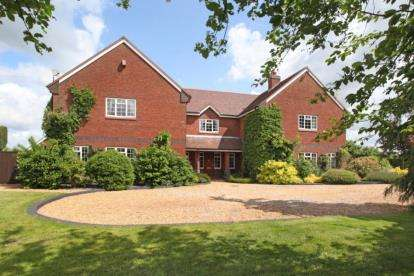 6 Bedrooms Equestrian Facility Character Property for sale in Moss Mere, Smallwood, Sandbach, Cheshire