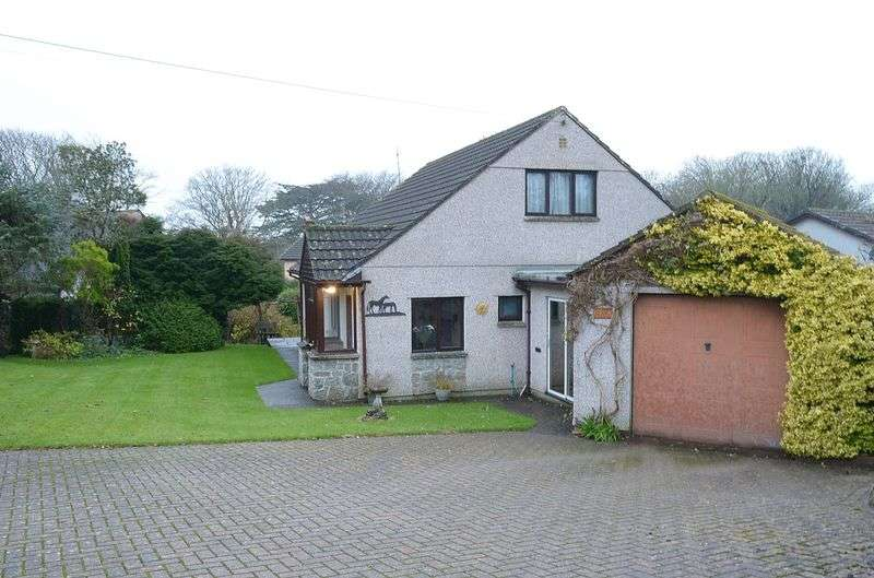 2 Bedrooms Detached Bungalow for sale in Perran Downs, Penzance