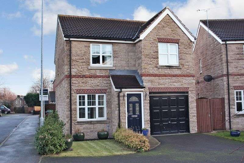 3 Bedrooms Detached House for sale in Barncroft Close, Ackworth