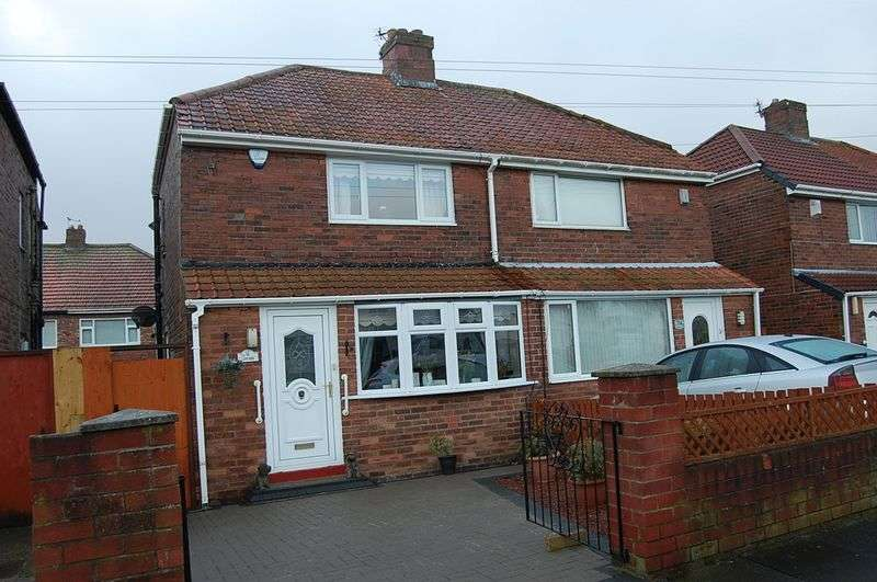 2 Bedrooms Semi Detached House for sale in ** NEW LISTING ** Hotspur Road, Wallsend