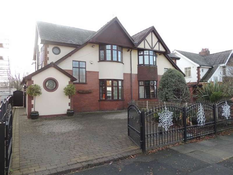 3 Bedrooms Property for sale in Clarendon Road, AUDENSHAW, Audenshaw Manchester