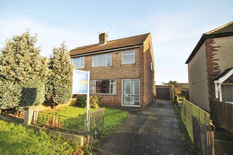 3 Bedrooms Semi Detached House for sale in BLUESTONE LANE, IMMINGHAM