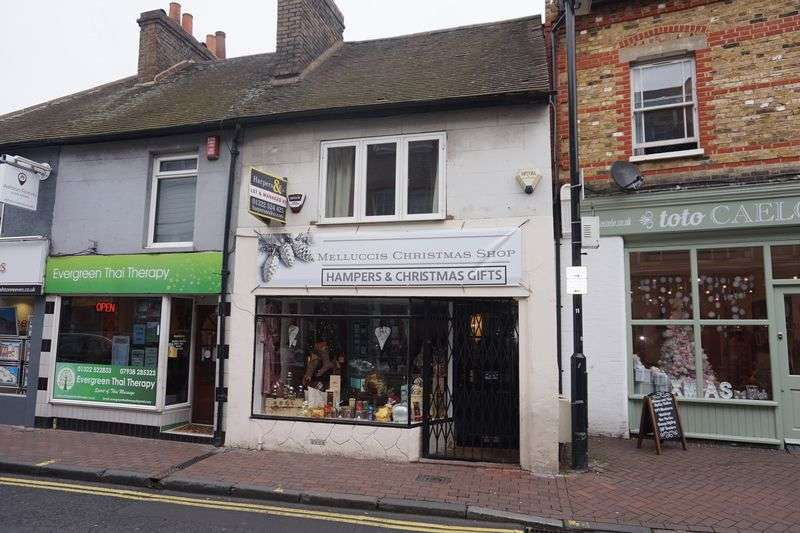 1 Bedroom Property for sale in Bexley High Street, Bexley