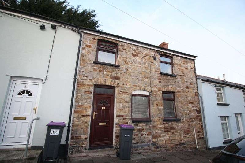 2 Bedrooms Terraced House for sale in High Street, Abersychan, Pontypool