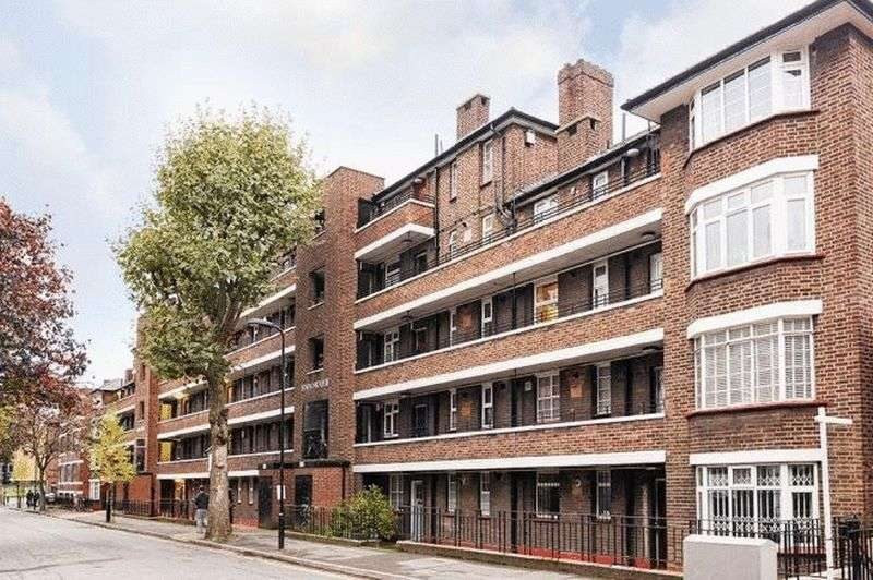 3 Bedrooms Flat for sale in Finn House, Bevenden Street, Hoxton, N1