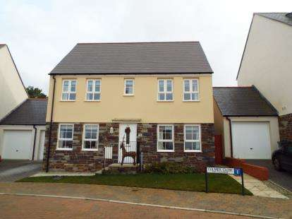 4 Bedrooms Detached House for sale in St. Martin, Looe, Cornwall
