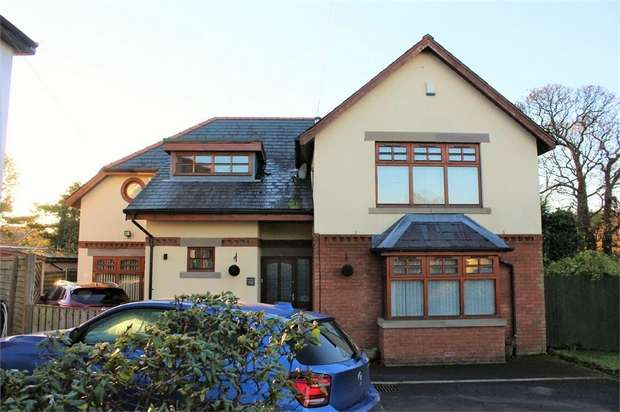 4 Bedrooms Detached House for sale in First Avenue, Wrea Green, Preston, Lancashire