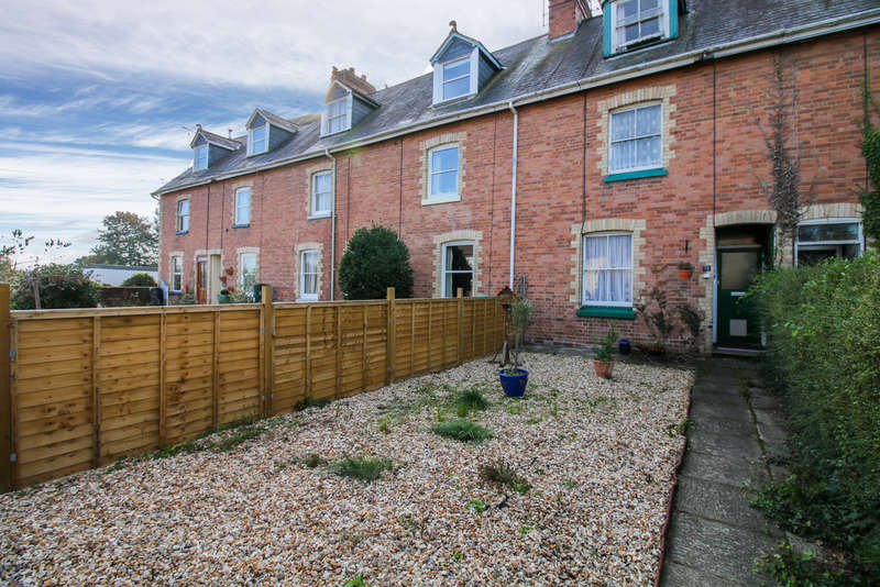 3 Bedrooms Terraced House for sale in Pottery Road, Bovey Tracey