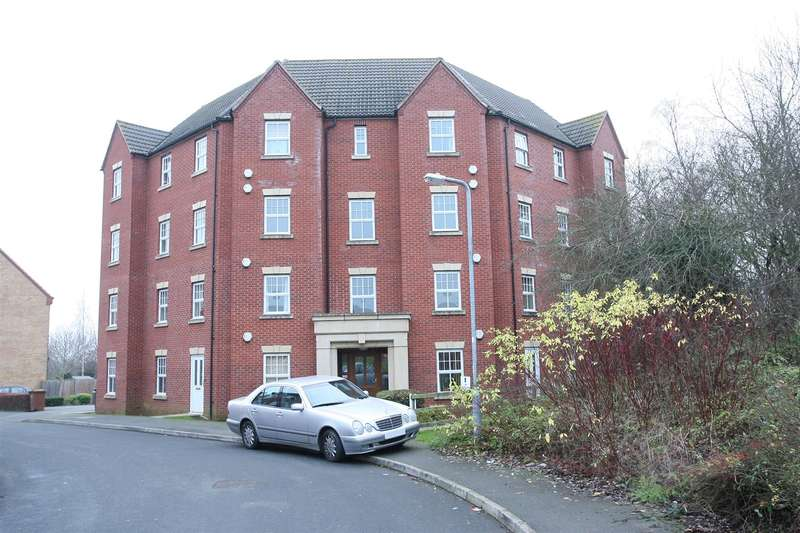 2 Bedrooms Flat for sale in Wilce Avenue, Wellingborough
