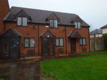 1 Bedroom Terraced House for sale in Heath Street, Tamworth, Staffordshire