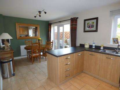 3 Bedrooms Detached House for sale in Walkham Court, Gwersyllt, Wrexham, Wrecsam, LL11