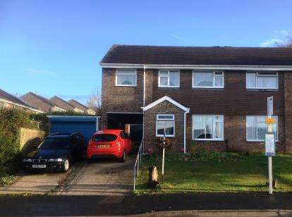 4 Bedrooms Semi Detached House for sale in Kingsteignton, Newton Abbot, Devon