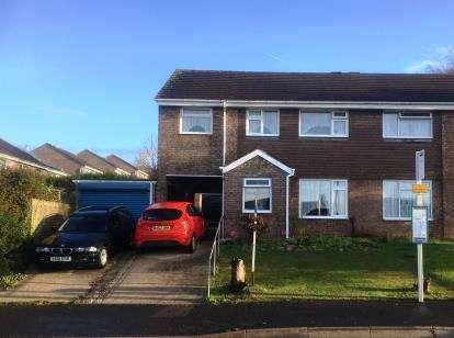 4 Bedrooms Semi Detached House for sale in Kingsteignton, Newton Abbot, Devon