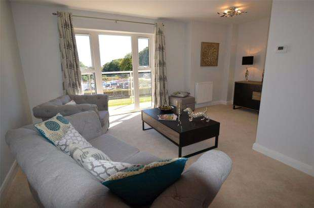 3 Bedrooms Semi Detached House for sale in Tidal Reach, St Marys Hill, Brixham, Devon