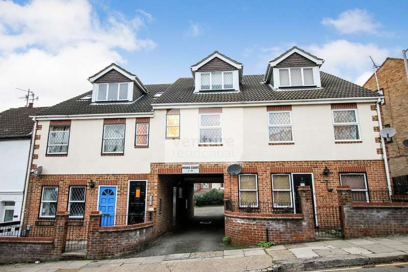 1 Bedroom Flat for sale in Ridgeway Road, Luton, Bedfordshire, LU2 7RS