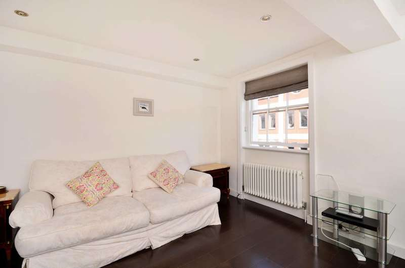 1 Bedroom Flat for sale in Blandford Street, Marylebone, W1U