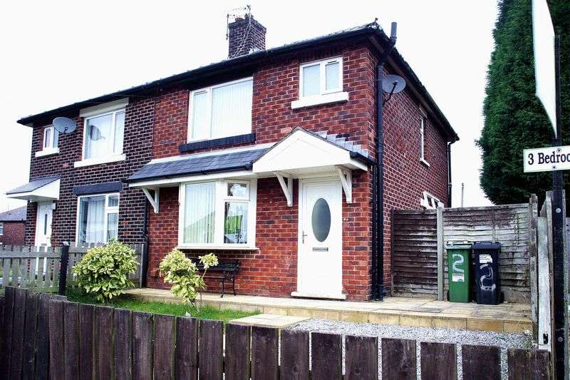 3 Bedrooms Semi Detached House for sale in Hilton Crescent, Ashton-Under-Lyne