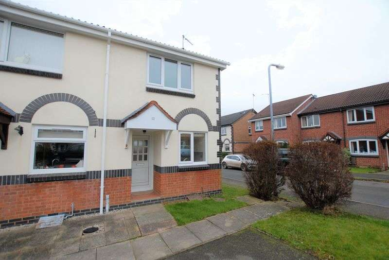 2 Bedrooms House for sale in Chaffinch Drive, Uttoxeter