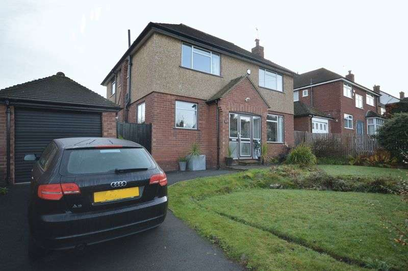 3 Bedrooms Detached House for sale in Croome Drive, West Kirby