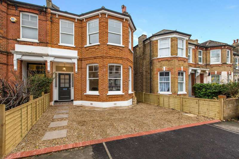 5 Bedrooms Semi Detached House for sale in Kinfauns Road, Tulse Hill, SW2