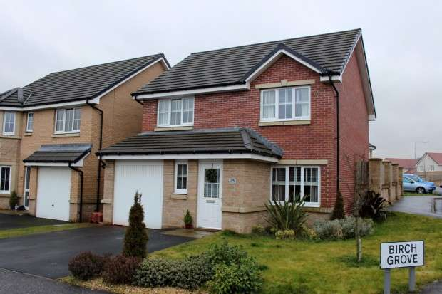 3 Bedrooms Detached House for sale in Birch Grove, Cowdenbeath, KY4