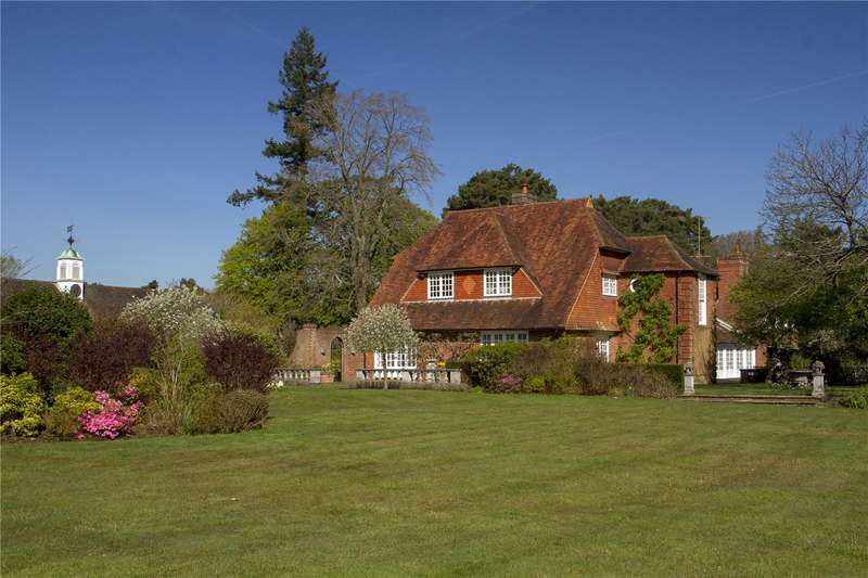 8 Bedrooms Detached House for sale in Thursley, Godalming, Surrey, GU8