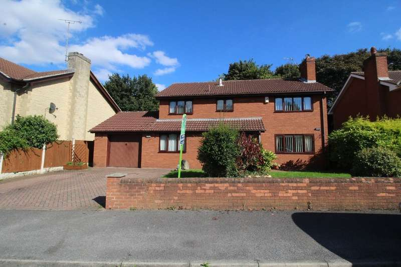 4 Bedrooms Detached House for sale in Limekilns, North Anston, Sheffield, S25