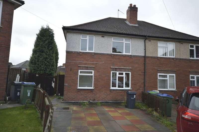 4 Bedrooms Semi Detached House for sale in Western Road, Cradley Heath, B64