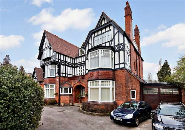 8 Bedrooms Detached House for sale in Handsworth Wood Road, Handsworth Wood, Birmingham, West Midlands