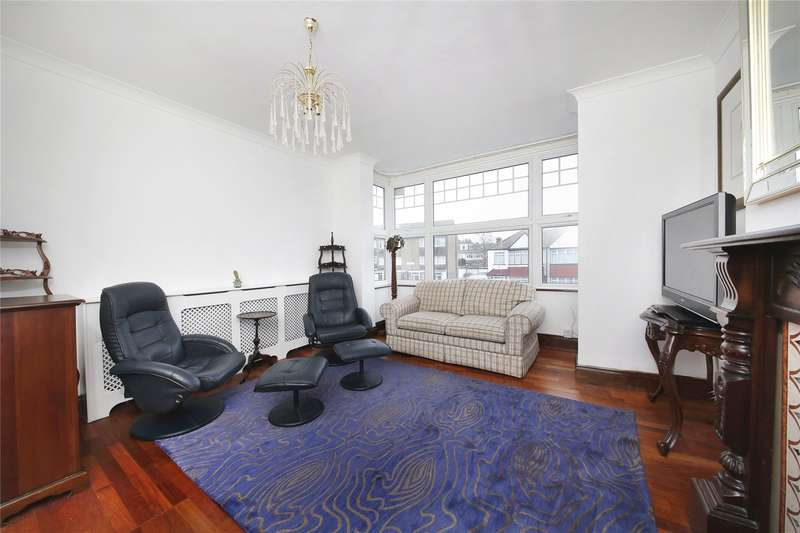 2 Bedrooms Apartment Flat for sale in South Norwood Hill, London
